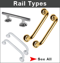 View our rail types